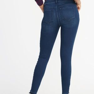 Old Navy Jeans - 👖 Mid-Rise Dark Wash Skinny Jeans 👖